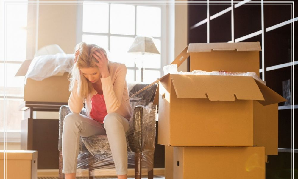 Nightmares Of Moving (And How to Avoid Them) & What To Unpack First
