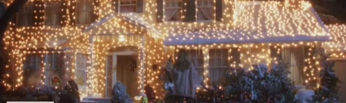 Homes Featured in Holiday Movies....Take The Quiz....